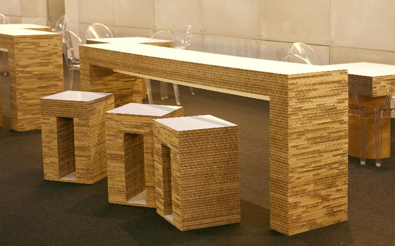 Eco design - Mobili in cartone design ...